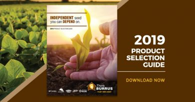 Burrus 2019 Product Selection Guide