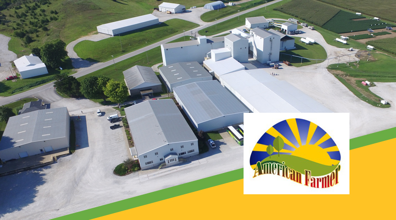Burrus Featured on American Farmer