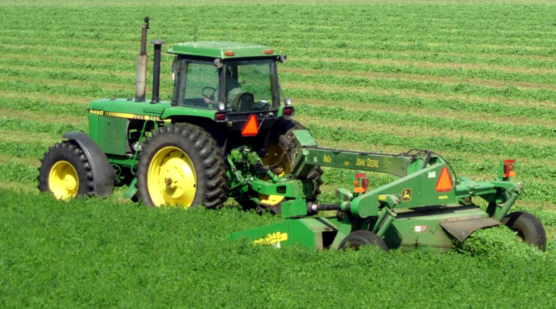Burrus Alfalfa Products