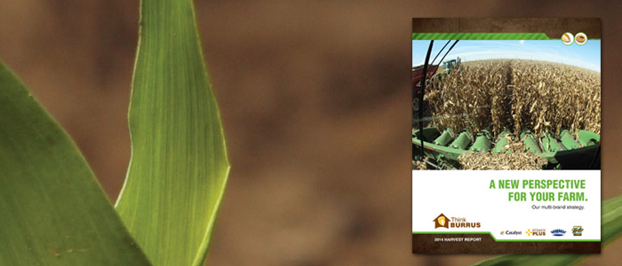 Burrus 2014 Harvest Report