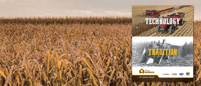Burrus 2015 Harvest Report