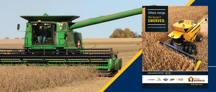 Burrus 2018 Harvest Report
