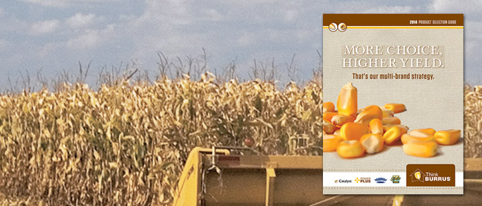 Burrus 2014 Product Selection Guide