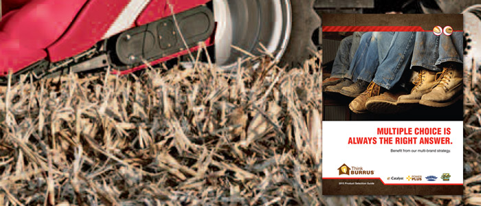 Burrus 2015 Product Selection Guide