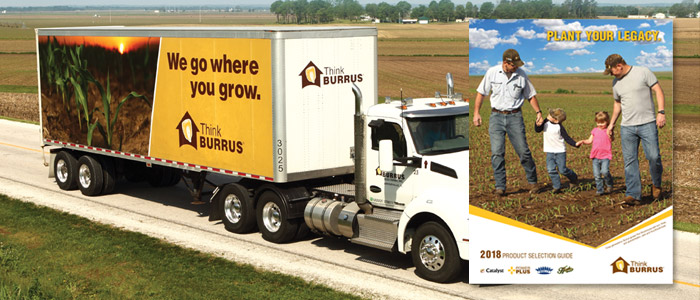 Burrus 2018 Product Selection Guide