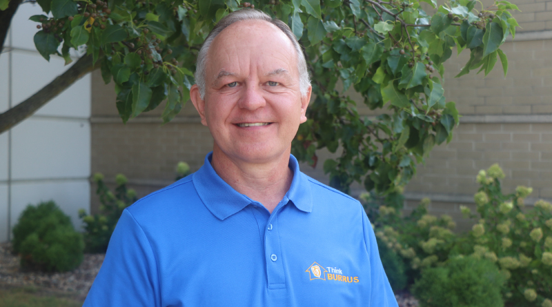 Burrus Welcomes New General Sales Manager